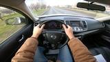 2012 Nissan Teana 2.5L (182) POV Test Drive