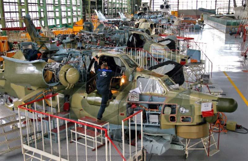 развитие оборонки в Таганроге