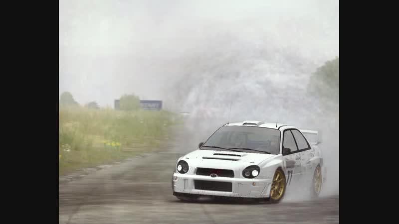 Dirt Rally/Hard Drive