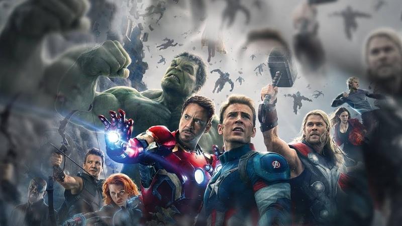 Трейлеры к фильмам вселенной Marvel 1