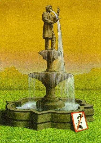 10 невероятных иллюстраций Павла Кучински о сумасшедшем мире, в которо