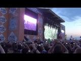 Полное выступление Rammstein на фестивале Рок над Волгой