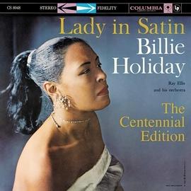 Billie Holiday альбом Lady In Satin: The Centennial Edition