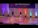 Дуэт педагог ученик Эльвира Зарипова и Эвелина Гарипова
