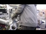 BMW 4. Body repair, work with metal. Ремонт кузова, работа с металом