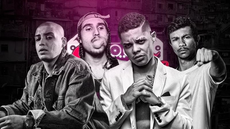 MC Lan, Costa Gold, Matue e Xamã - RAP GAME