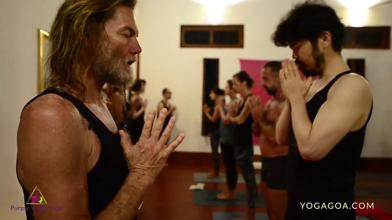 Ashtanga Yoga Led Primary Series   John Scott @ Purple Valley