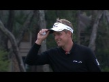 Luke Donald's tee shot on No. 17 sets up birdie at RBC Heritage