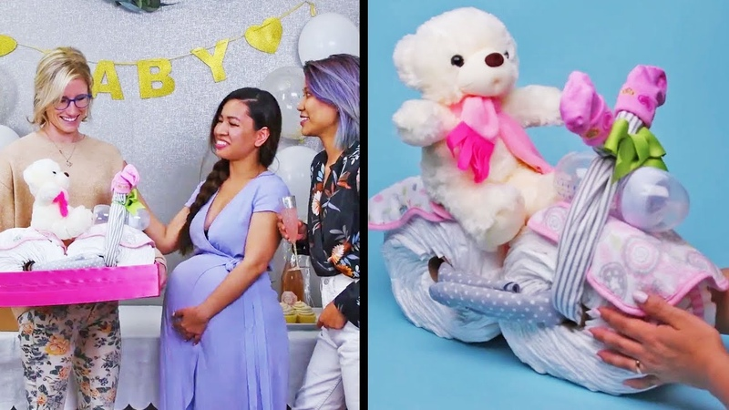 Oh Baby, Baby! Check Out These Baby Shower Ideas More DIY Hacks by Blossom