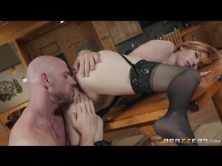 Lauren phillips  [ porno, sex, tits, ass, big tits, black stockings, blowjob, caucasian, enhanced, hairy pussy, handjob, redhead