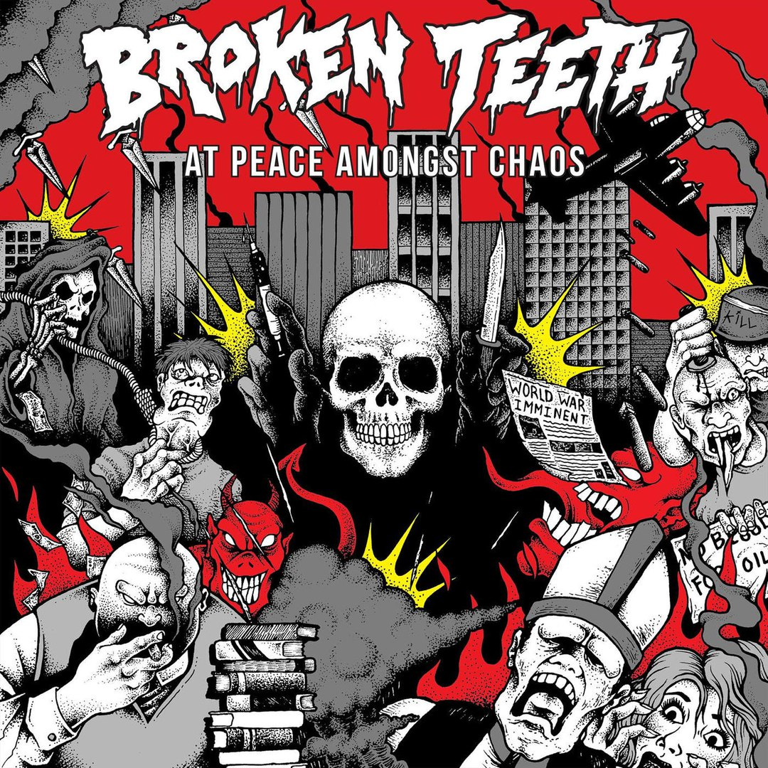 Broken Teeth - At Peace Amongst Chaos (2016)