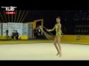 Ева Мелещук Обруч Финал - Гран-При Кубок Дерюгиной 2018