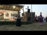 Выступление на Татарском вале казачек
