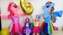 День рождения Софии 6 лет с МАЙ ЛИТЛ ПОНИ