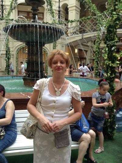 Наталья Яньшина, 8 декабря , Москва, id6955412