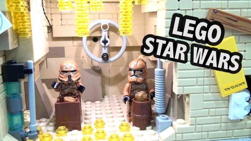LEGO Star Wars 1 000 Year Sarlacc Digestion Bricks Cascade 2019