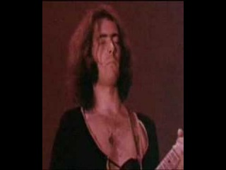 Deep Purple -  when a blind man Cries Video