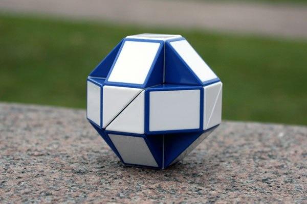 Как сделать шар из змейки рубика пошаговая