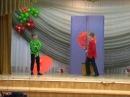 Спектакль Незадачливый ротозей Театральный коллектив школы № 5
