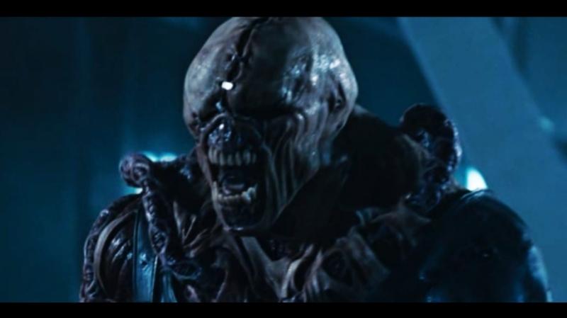 Элис против Nemesis: Обитель зла 2: Апокалипсис (2004) Full HD 1080p