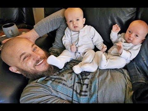 Vikings Travis Fimmel ragnar lothbrock funny moments behind the scenes 2017