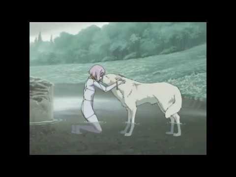 Волчий дождь(Киба и Чеза )/ ты её любил