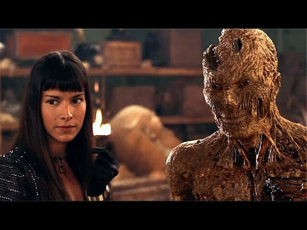 Воскрешение Имхотепа. Рик и Ардет Бей похищают Эвелин | Мумия возвращается