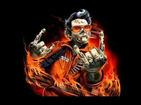 Hard Rock Heavy Metal Mix Metallica Black Sabath Iron Maiden Green Day Lordi Nirvana i inni