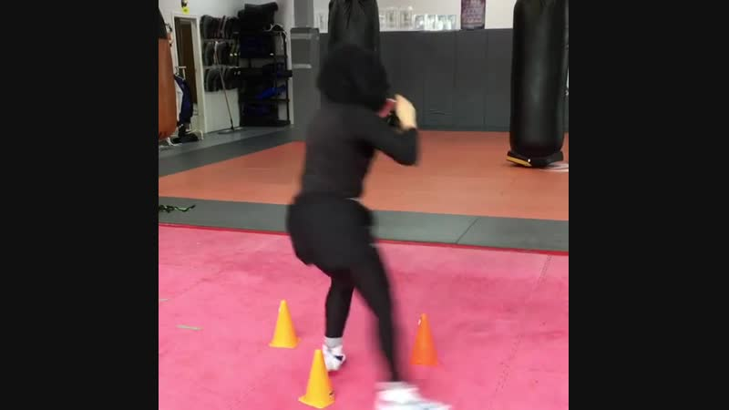 Развивающие упражнения для циркуля в боксе