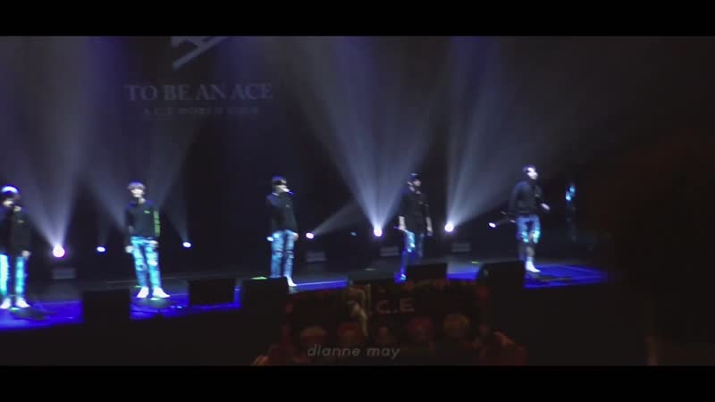 FANCAM | 11.12.18 | A.C.E - (5TAR) @ Fan-con 'To Be An ACE' in Miami