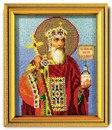 Набор для вышивания бисером Кроше В-319 Св. Владимир князь Киевский - Мир Вдохновения.