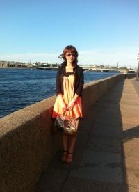 Аня Конева, 13 июня , Санкт-Петербург, id59160579