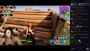 Fortnite Gameplay from Twitch - by Lindsay Elyse (Part 1)