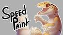 Speedpaint Gecko