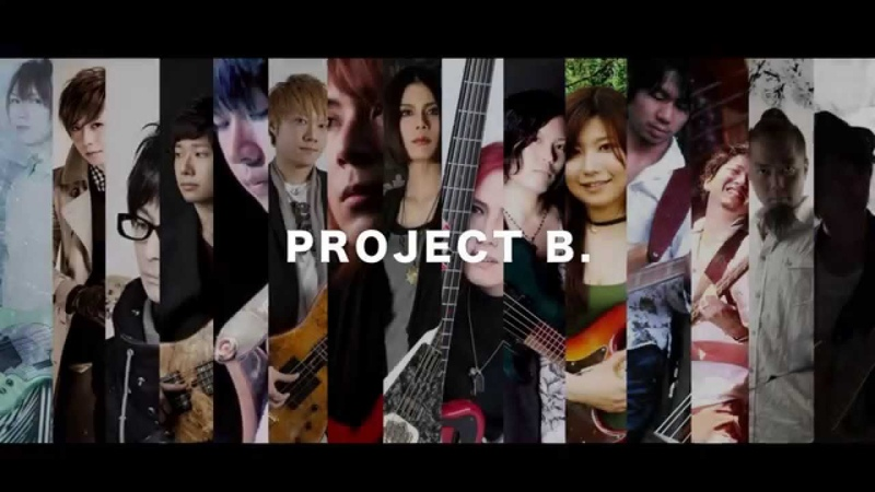 【BASS SOLO】 PROJECT B. [3rd] 【次世代スーパーべーシストプロジェクト】