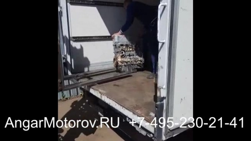 Двигатель Хонда Аккорд 8 Акура ТСХ 2.4 K24Z3 Отправлен со склада в Москве клиенту в Нягань