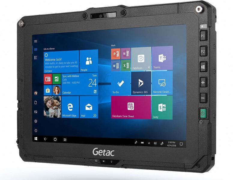 Защищенный планшет Getac UX10