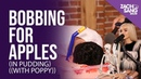 Bobbing For Apples (In Pudding) With Poppy