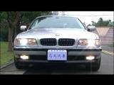 Бмв 7 .Обзор BMW E38 ALPINA B12 5.7 6.0, BMW L7.Тачка для души.ЛЕГЕНДА из 90х. Л