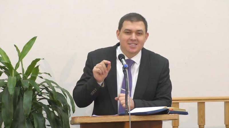 Проповедь: Рувим Кройтор (1.12.18.)