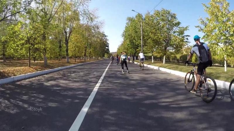 Велозаезд Ступино 22.09.2018