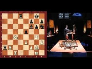 Anatoly Karpov vs Mariya Muzychuk  Cap d'Agde rapid tournament 2013