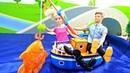 Барби и Кен на рыбалке. Видео для девочек. Мультфильмы Барби