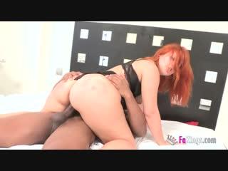 (b.a.w. (big ass women) 18+ vk.com/big_a ss_women) chubby redhead