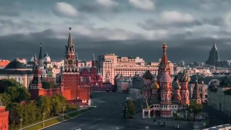 Москва с необычных ракурсов