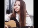 Талантливая маленькая девочка с красивым голосом 👍🏻