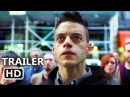 MR. ROBOT Season 3 Official Trailer (2017) Rami Malek TV Show HD