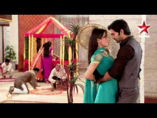Khushi Become Worried When Arnav talk to Her about Suhaag Raat HD