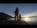 а ваши дети или внуки ходят с вами на рыбалку mp4
