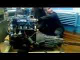 Двигатель от Жиги ваз 2101